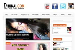 Snapshot of www.dhukai.com