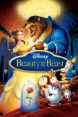 Beauty and The Beast: Belle (Paige O'Hara) & Beast (Robby Benson)