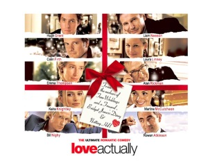 Love Actually: Huge Grant & Keira Knightley