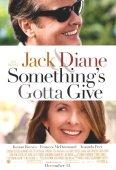 Something's Gotta Give: Jack Nicholson & Diane Keaton