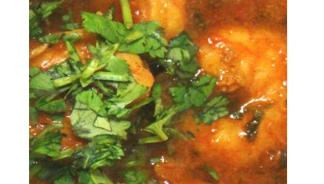 Recipe Of The Week: Coconut Shirmp Curry