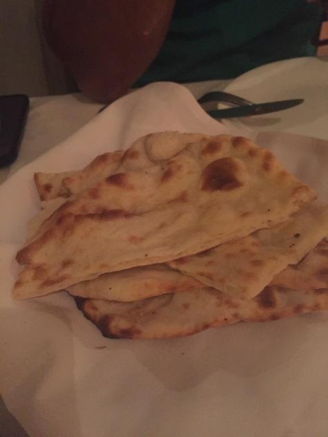 Garlic Naan - $3.95 each