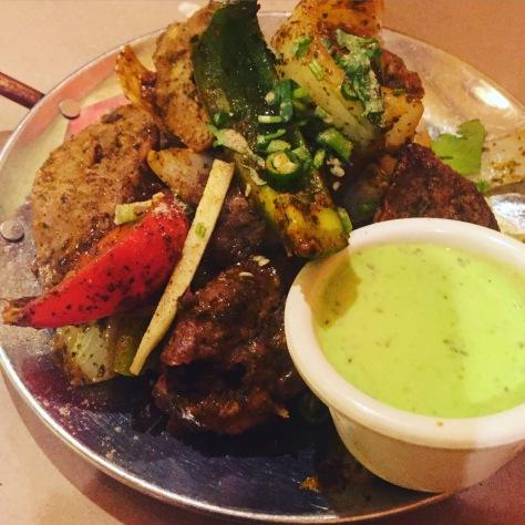 Chicken Seekh Kabob