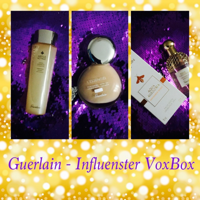 Product Review: Guerlain VoxBox from Influenster
